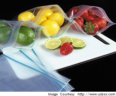 Preserve the flavor and the Nutritional Properties of Your Food in Zipper Bags