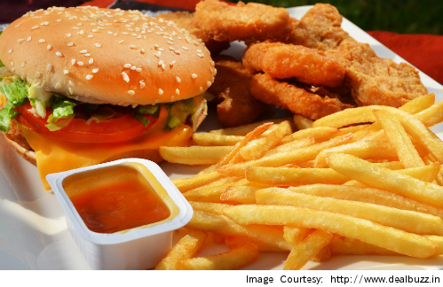 The growing love for Fast Food in India