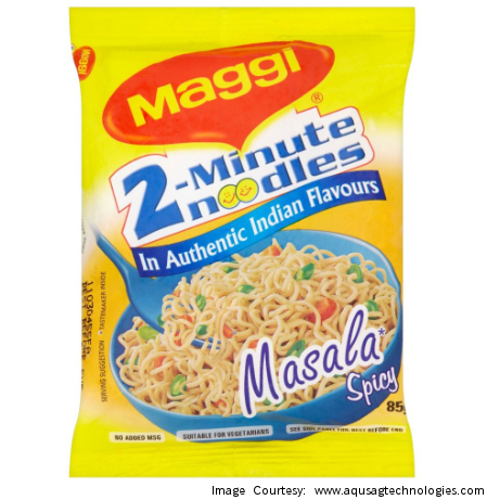 Maggi would be back on our tables' soon