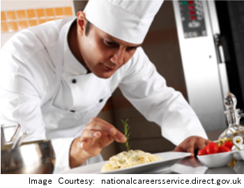 Career as a Chef gaining ground in India