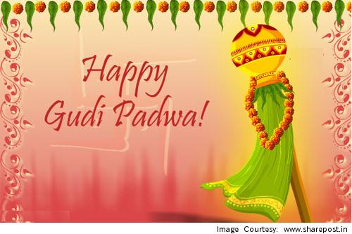 Happy Gudi Padwa!