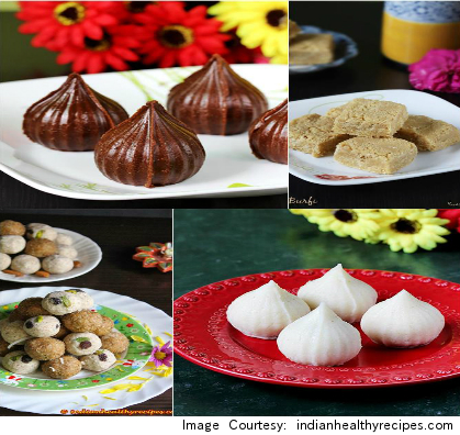 Ganesh Chaturthi – The time to go sweet