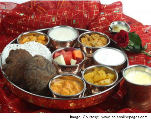 Khana Khazana for Navratri!!