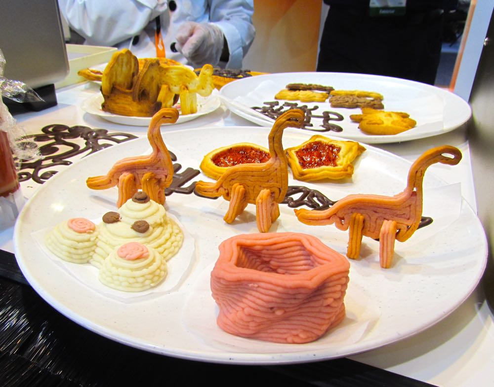3D Printing and Food Industry